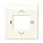 Kryt termostatu se spínacími hodinami, časovače a ovládače (tlačítka) Busch-Timer® nebo snímače kval