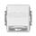 Kryt zásuvky komunikační, datové a reproduktorové, pro nosnou masku