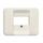 Kryt zásuvky komunikační přímé, Alpha exclusive®