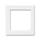 Kryt rámečku s otvorem 55x55, krajní