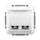 Kryt zásuvky komunikační a datové, pro moduly R&M freenet