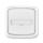 Ovládač zapínací (tlačítko) IP44, řazení 1/0, s prosvětleným popisovým polem