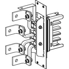 SCHN KSA400AE4 Koncová napájecí praporce 400 A RP 3,03kč/ks
