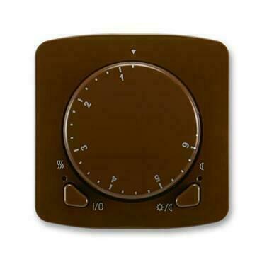 ABB 3292A-A10101 H Tango Termostat univerzální s otočným nastavením teploty (ovl. jednotka)