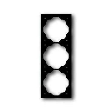 ABB 2CKA001754A4426 Impuls Rámeček trojnásobný, pro vodorovnou i svislou montáž