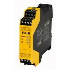 EATON 118701 ESR5-NO-41-24VAC-DC Elektronické bezpečnostní relé, 24V AC/DC, 4 zap. 1 vyp. kont., jed
