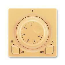 ABB 3292G-A10101 D1 Swing Termostat univerzální s otočným nastavením teploty (ovl. jednotka)