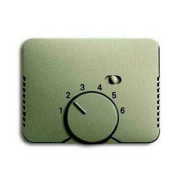 ABB 2CKA001710A3566 Alpha Kryt termostatu prostorového, s otočným ovládáním