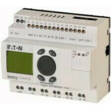 EATON 106403 EC4P-222-MTAD1 Řídicí relé easyControl, provedení s displejem, 12 DI (4 AI), 8 DO, 1 AO