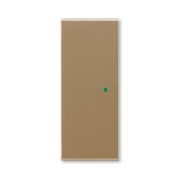 ABB 6220E-A02000 25 free@home Kryt 2násobný levý/pravý, bez potisku