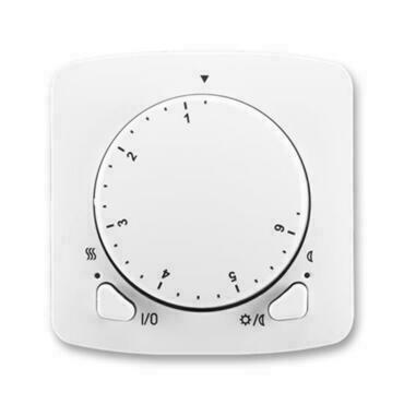 ABB 3292A-A10101 B Tango Termostat univerzální s otočným nastavením teploty (ovl. jednotka)