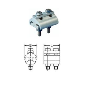GPH 035185/2 ALU Al lanová svorka 35-185 mm