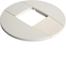HAG DAC459010 Krycí růžice pro jednostranný DA 200-45, bílá