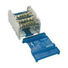 ER-TD 80/100 AL 563930 Rozvodný blok čtyřpólový TD80/100AL, 563930