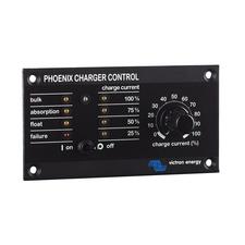 Kontrolní panel nabíječek Phoenix