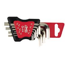"""NG NS 420750  Sada imbusových klíčů  10-dílů, velikost - 1/16""""-3/8"""""""
