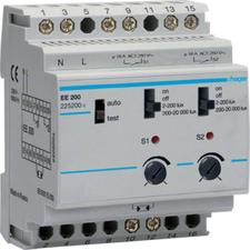 HAG EE200 Soumrakový spínač 2-kanál. 2-200/200-20000 Lx (bez