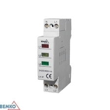 DAM kontrolka I9- 3-fázová signalizační