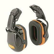 CIMCO 140276 Ochranná oranžová sluchátka Z2 H