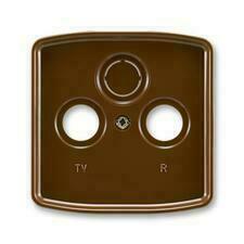 ABB 5011A-A00300 H Tango Kryt zásuvky televizní, rozhlasové (a satelitní)