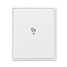 """ABB 6220E-A01004 03 free@home Kryt 1násobný, symbol """"stmívání"""""""