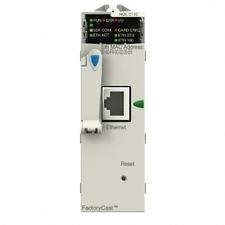 SCHN BMXNOE0110 >Ethernet 10/100 Mb/s RJ45, Fact.Cast WEB server, software RP 0,27kč/ks