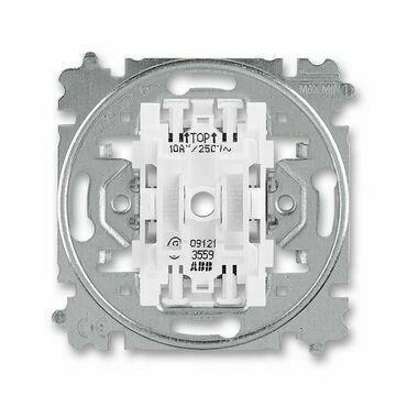 ABB 3559-A05345 Přístroje Přístroj přepínače sériového, řazení 5