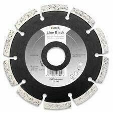 CIMCO 207982 Diamantový řezný kotouč na vápenec - 125 mm
