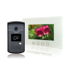 NG SBV 705M7M  Sada barevného videotelefonu  se záznamem a integrovanou čtečkou ID karet