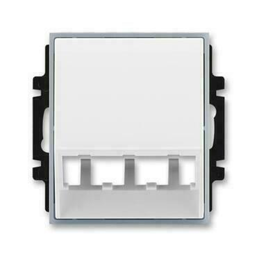 ABB 5014E-A00400 04 Element Kryt zásuvky komunikační (pro prvky Panduit Mini-Com)
