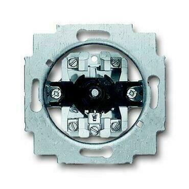 ABB 2CKA001101A0567 Přístroje Přístroj ovládače žaluziového otočného (1/0+1/0 s blok.), se sv. N a P