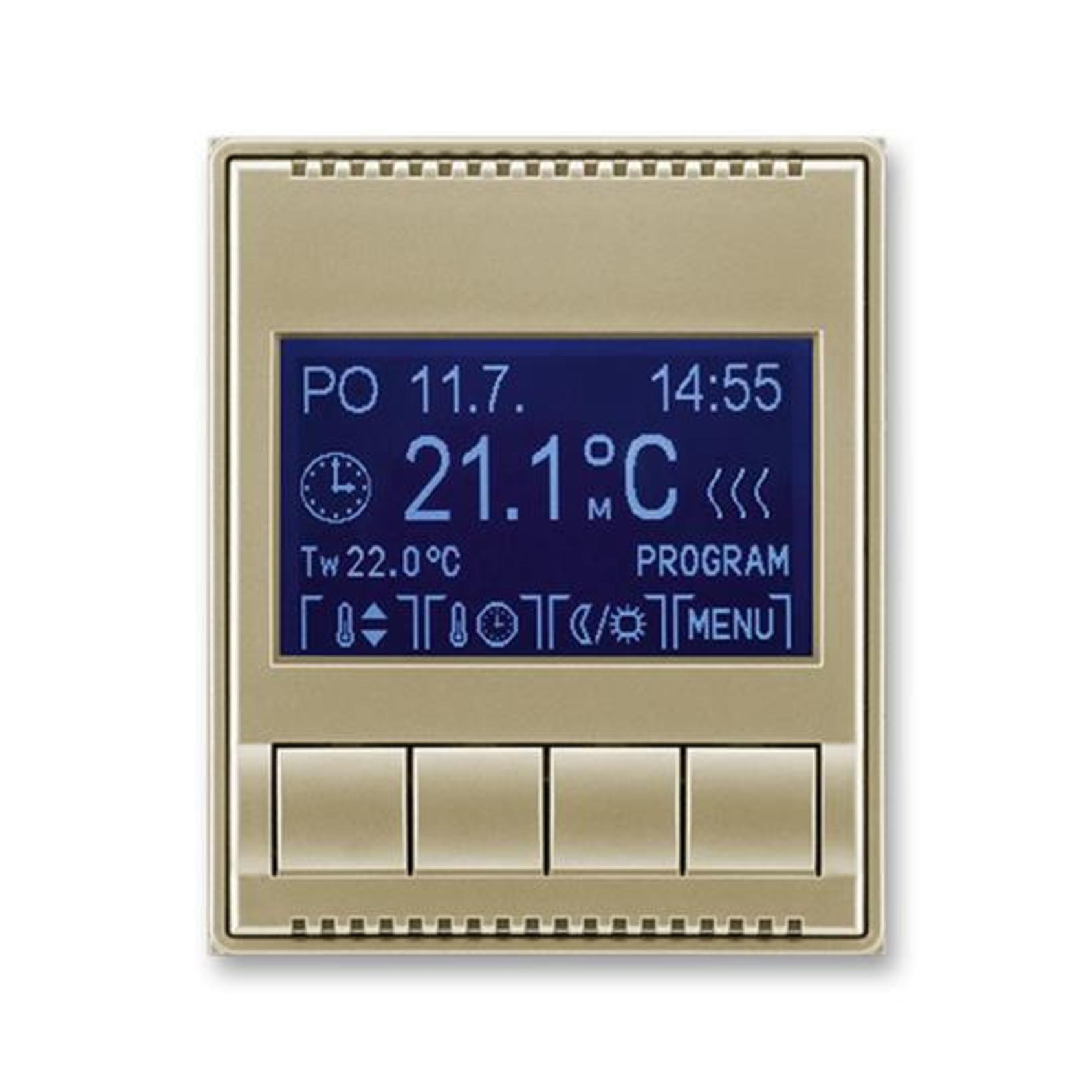 ABB 3292E-A10301 33 Time Termostat univerzální programovatelný (ovládací jednotka)