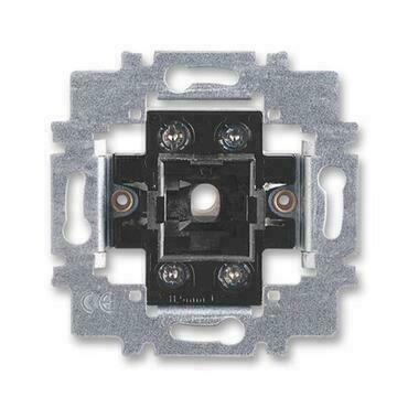 ABB 3558-A02340 Přístroje Přístroj spínače dvojpólového, řazení 2, 2S