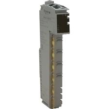 SCHN TM5SPS1F TM5 - Mod. nap. modul 24Vdc/F=6,3A šedý RP 0,04kč/ks