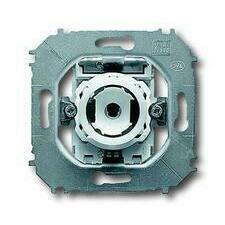 ABB 2CKA001413A0897 Přístroje Přístroj ovládače tlačítkového s 1 přepín. kont., se svorkou N, řaz. 6