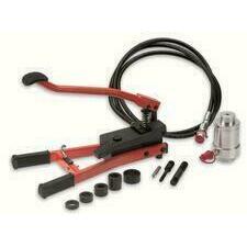 CIMCO 134022 Hydraulický děrovač s nožní pumpou 700 bar