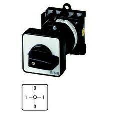 EATON 9401 T0-1-8002/Z Ovládací spínač, 1-pól, 20A