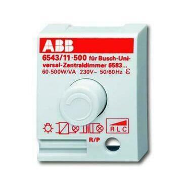 ABB 2CKA006590A0183 Stmívače Modul ovládací otočný (pro centrální univerzální stmívač)