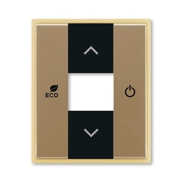 ABB 6220E-A03000 25 free@home Kryt pro termostat prostorový