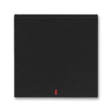 ABB 3559H-A00655 63 Levit Kryt spínače kolébkového s červeným průzorem