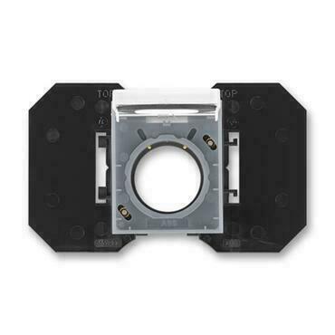 ABB 5530E-A67107 04 Element Zásuvka centrálního vysávání, se základnou