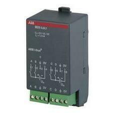 ABB 2CDG110006R0011 KNX Modul binárního vstupu, 4násobný, 12/24 V AC/DV