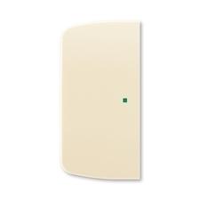 ABB 6220A-A02000 C free@home Kryt 2násobný levý/pravý, bez potisku