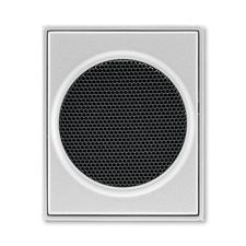 ABB 5016E-A00075 08 Kryt pro reproduktor, s kulatou mřížkou (AudioWorld) Time