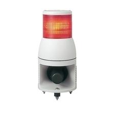 SCHN XVC1B1HK Smontovaný signální sloup, 100 mm, LED, 24V, siréna, rudý RP 1,74kč/ks