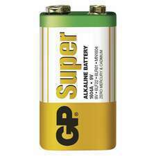 EMOS B1350 GP alkalická baterie SUPER 9V (6LF22) 1SH