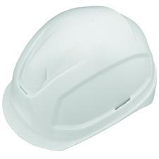 Elektrikářská ochranná helma bílá vel 52 - 61 cm
