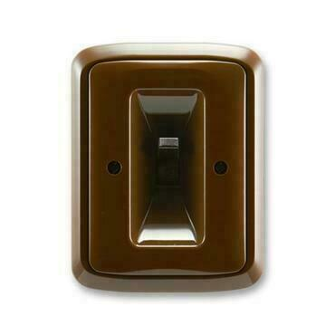 ABB 3425A-0344 H Tango Spínač trojpólový s krytem a instalační krabicí se sponou