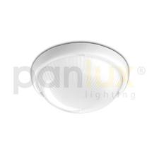 DAM LUNA 1x100W E27 prismatic bílá