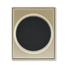 ABB 5016E-A00075 33 Time Kryt pro reproduktor, s kulatou mřížkou (AudioWorld)